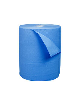 Blue Auto Cut Towel 2 PLY -  Gracefield Essentials