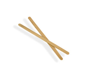 Wooden Stirrer 14cm - Vegware - Pack or Carton