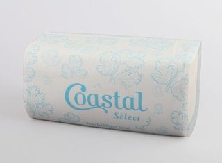 Midfold paper towels - Coastal