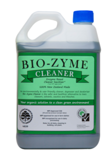 Bio-Zyme Enzyme Based Cleaner Antibacterial Sanitiser