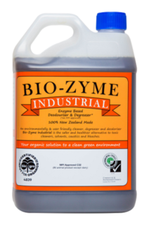 Bio-Zyme Enzyme Based Industrial Degreaser Deodoriser