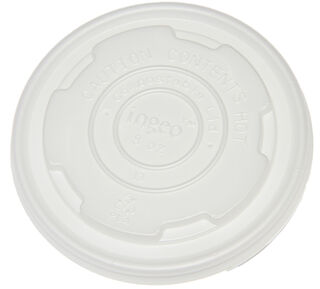 Ecobowl Lid to fit 12oz/16oz/24oz bowl - Ecoware