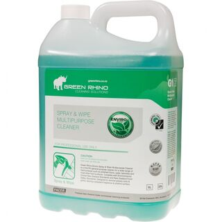 Spray & Wipe Enviro - Green Rhino