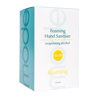 Hand Sanitiser Alcohol Foaming - Mode Hand Care