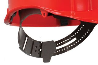 TUFF-NUT' Pin-Lock 6 Point H/Hat Harness to suit TN1 Hard Hats - Esko
