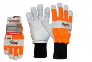POWERMAXX Ballistic Class 1 Chainsaw Protection Glove - Esko