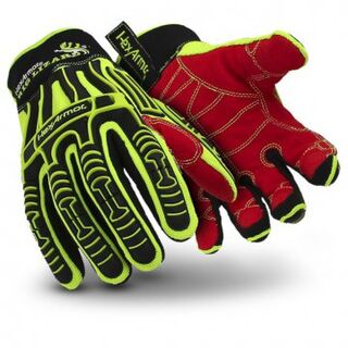 RIG LIZARD' Glove, Cut Level 3, Impact Resistant Sizes S-L - Esko