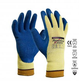 PowerGrab Katana Cut Resist Glove, Palm Coated - Esko