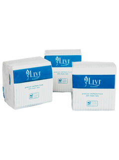 Interleaf Toilet Tissue 2ply - Livi Essentials