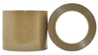 Packaging Tape 48mm - Polypropylene - Brown or Clear - 6 rolls