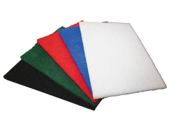 Abrasive Pads Thinline GREEN Medium Duty 150x100 - Glomesh