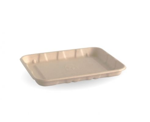 Biocane Produce Tray 163x136mm - BioPak