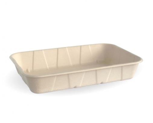 Biocane Produce Tray 268x173mm - BioPak