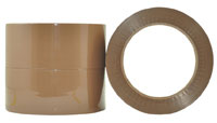 Low Noise Premium Tape BROWN 48mm - Pomona