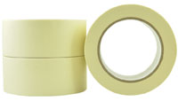 Automotive Grade Crepe Rubber Masking Tape 24mm - Pomona