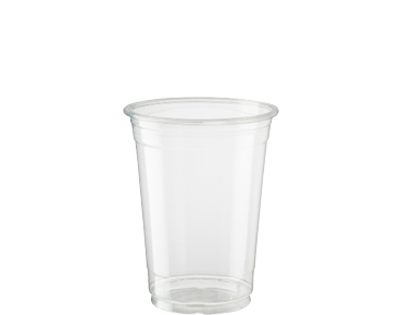 285ml Cold Cup HiKleer' P.E.T, Weights & Measures Approved, Clear - Castaway