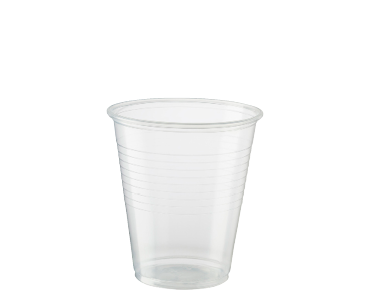 7oz/200ml Eco-Smart' Water Cup, Clear - Castaway