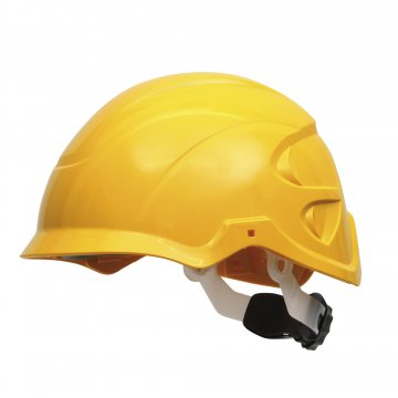 Nexus Core Vented Helmet HI-VIS YELLOW - Esko