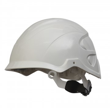 Nexus SecurePlus Non-Vented Helmet Protection System WHITE - Esko