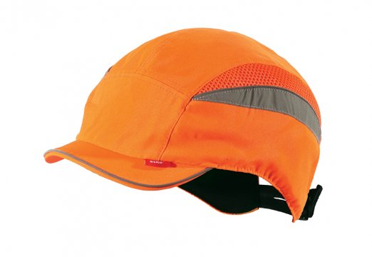 Esko Bump Cap Short Peak HI-VIS ORANGE - Esko