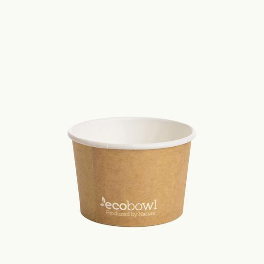 4oz/110ml Ecobowl - Soup/Icecream - Ecoware