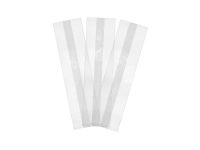 Bag barrier clear Natureflex - 10 x 35cm - Vegware