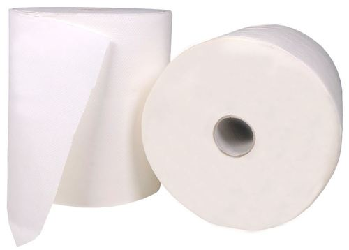 Roll Feed Paper Towel - White, 2 Ply - Matthews