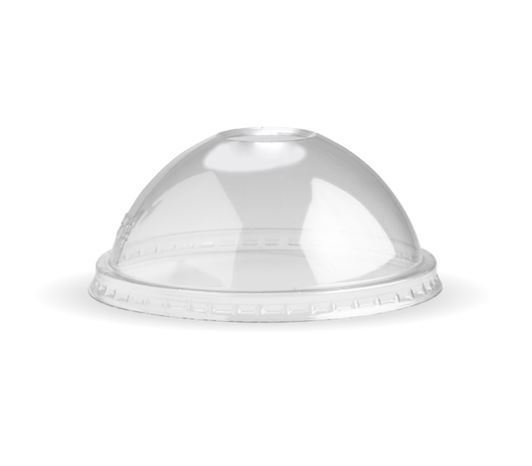 250ml (8oz) bowl PET dome lid - clear - BioPak