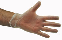 Vinyl gloves - Powder Free - Selfgard - Box 100