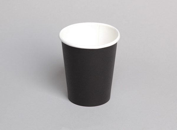 Hot Cup - 8oz Single Wall - Coastal